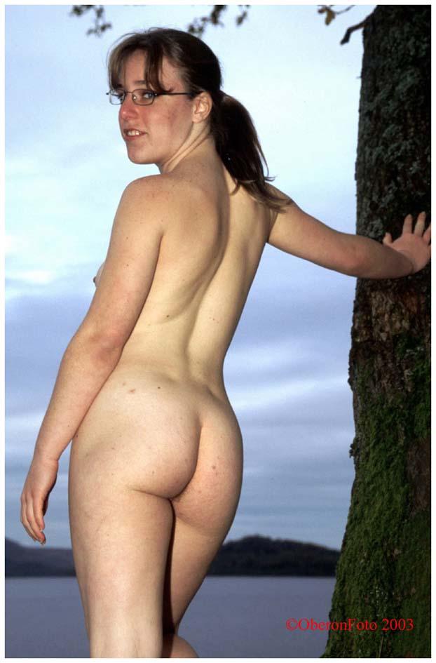 Caroline - Loch Lomond naturist