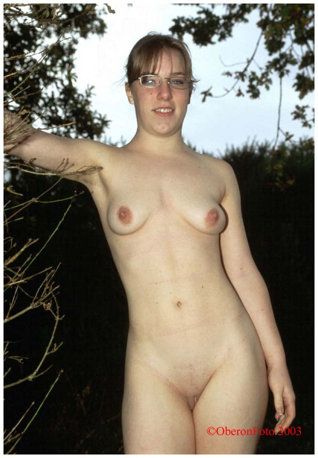 Caroline - Loch Lomond nudist