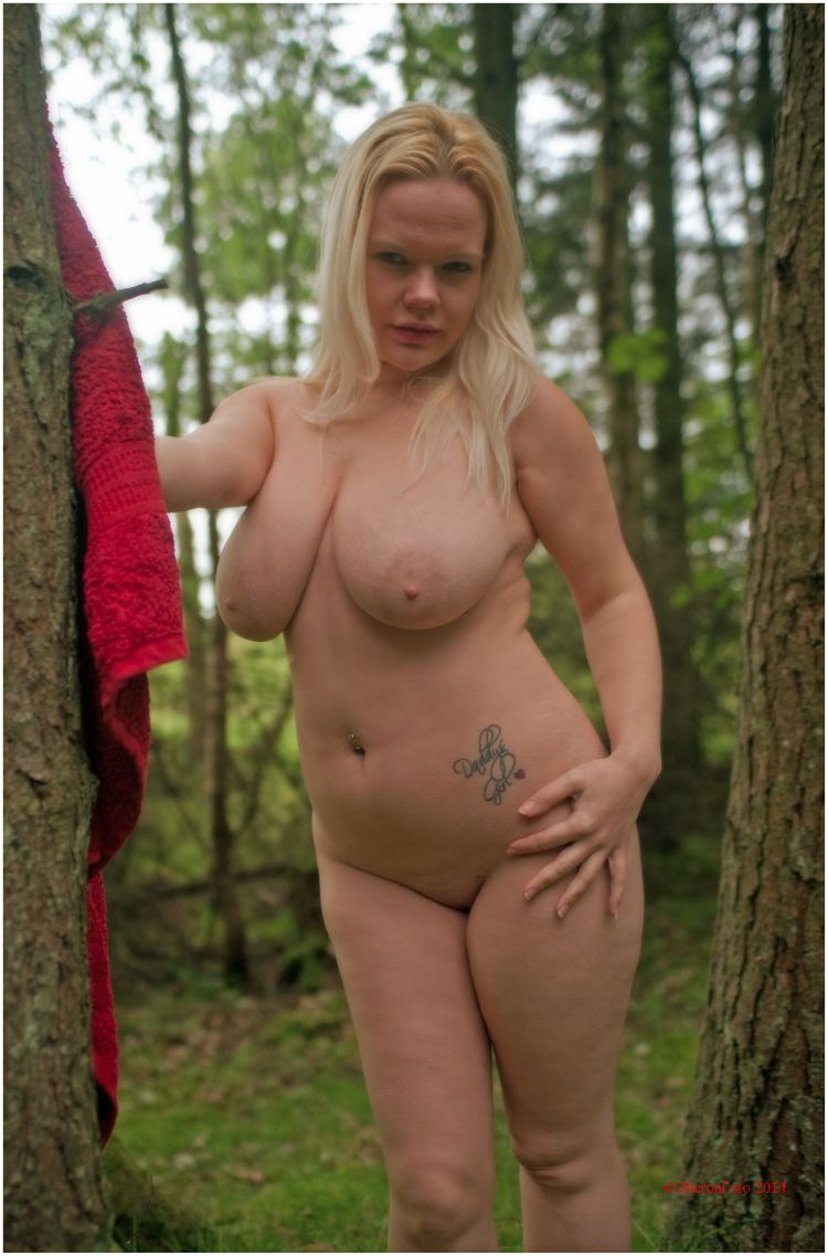 Jas - Outdoor nude