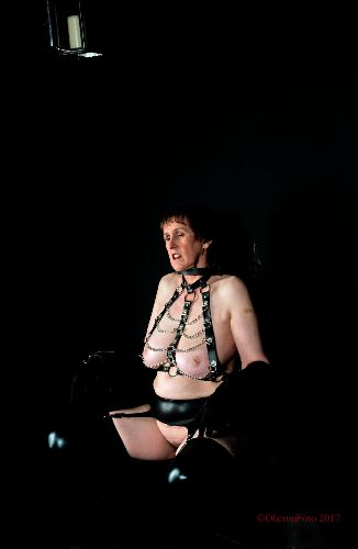 Allison - Waiting for punishment