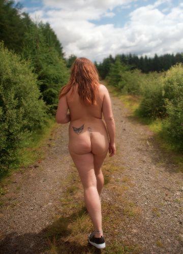 Lou - Walking the Nudist way