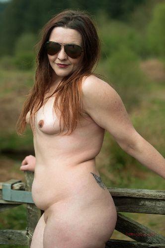 Lou - RayBans and nipples