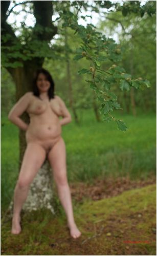 Lucy - Can't see the nude for the trees