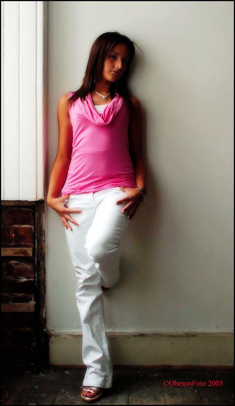 Kaden - Pink top