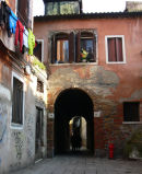 Venetian courtyard