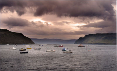 Loch on Skye