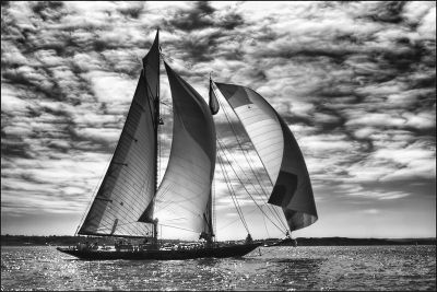 Classic Yachts. Cowes