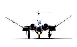 208 Squadron Buccaneer