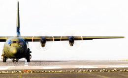 C-130 Hercules ZH883