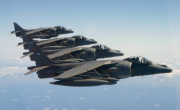 Harrier 4-ship