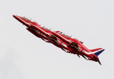 Red Arrows Trio