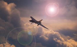 Vulcan returning home