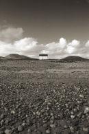 Beach Hut, Dougarie Point, Isle of Arran