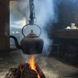 Tea time at the Blackhouse