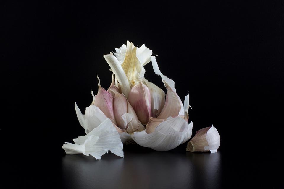 Broken Garlic