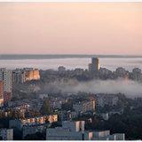 Misty Vinius at Dawn