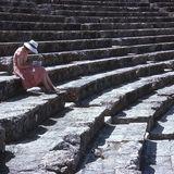 Alone at Epidaurus
