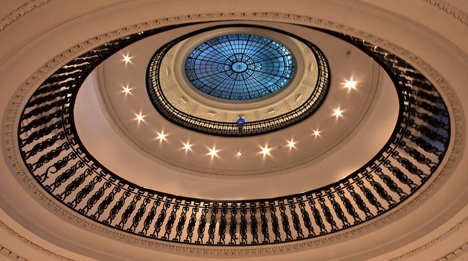 Gallery of Modern Art Stairway