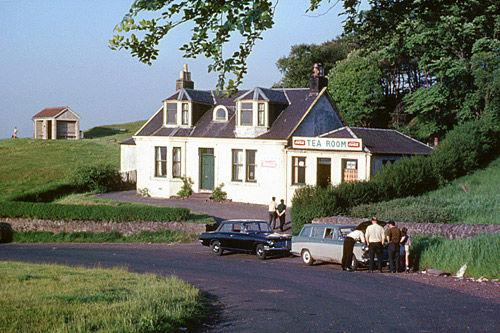 Bonnie Wee Well Tearoom(1968) demolished
