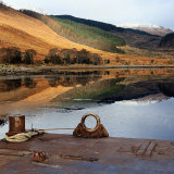 Fleeting Light and Reflections Loch Etive