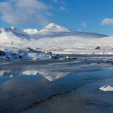 Lohan na Stainge snow