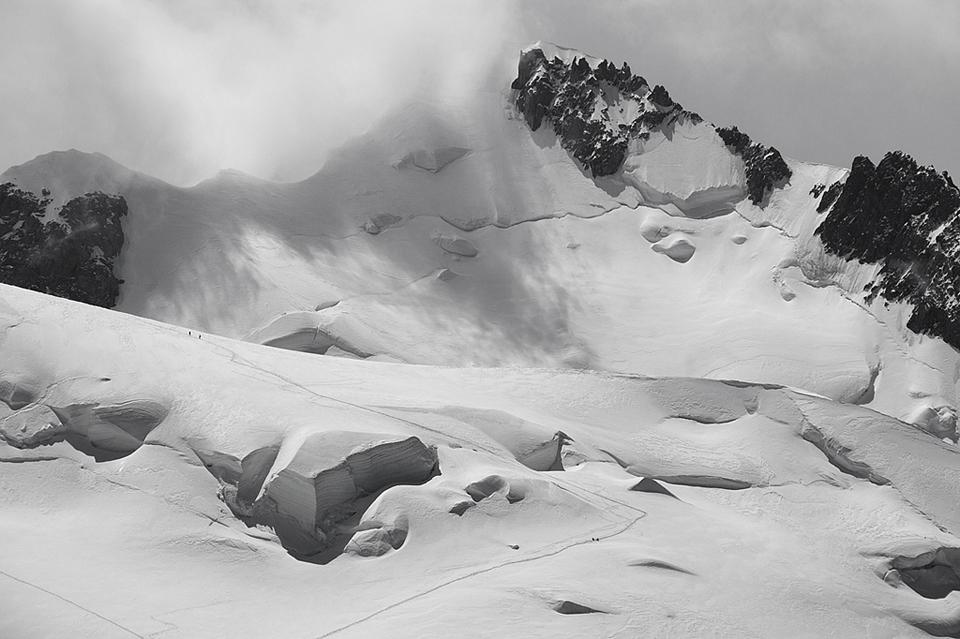 Mt Blanc Massif
