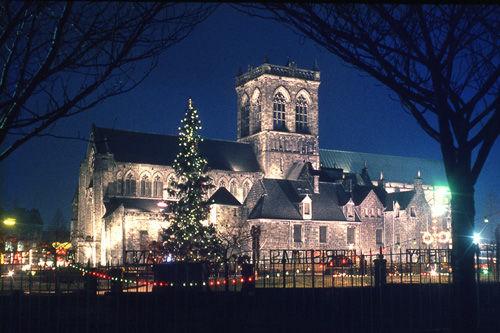 Paisley Abbey Xmas