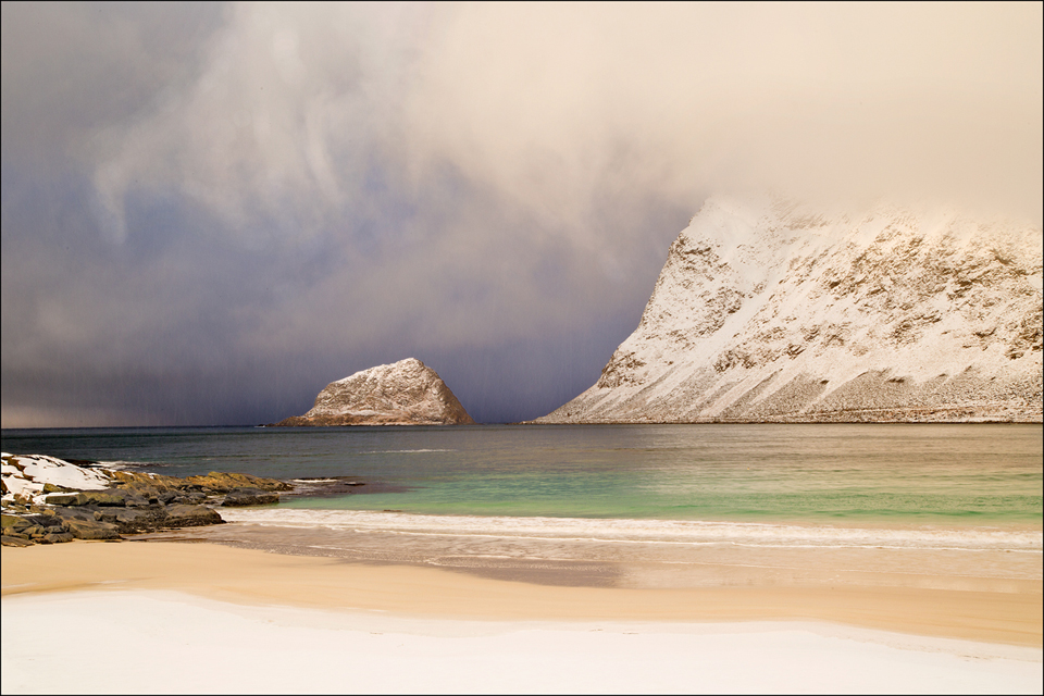 Snow, Sand and Sea