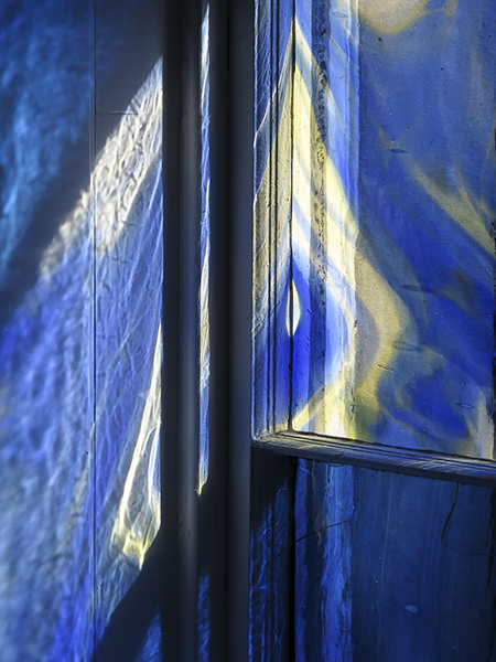 Stained Glass Window Light