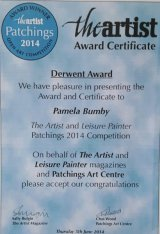 Derwent Award