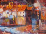 Low Tide Staithes.          Sold