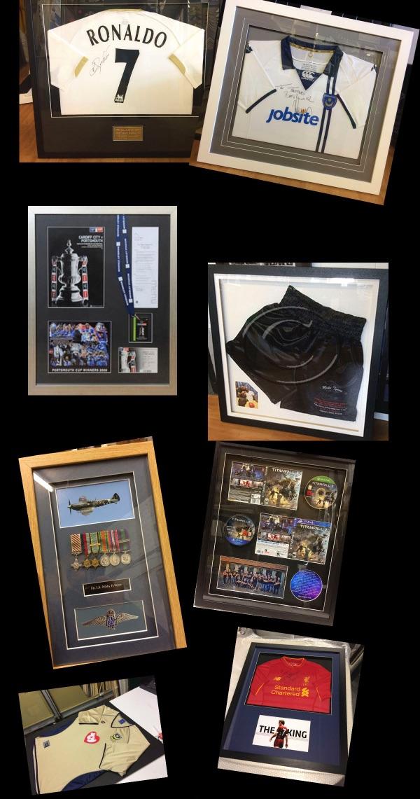 framed examples 17