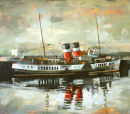 'The Waverley'   30x36''     sold