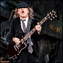 Angus Young, AC/DC - NEW!