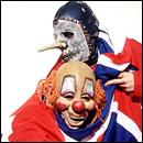 SALE. Chris & Clown