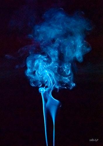Blue Smoke 1587