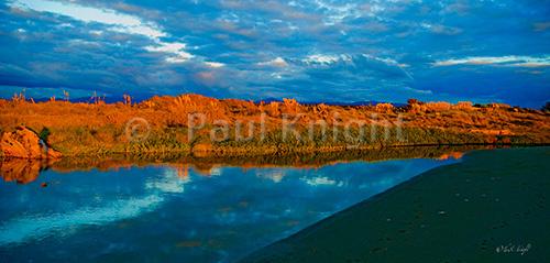 Sunset at Hokio Beach 964