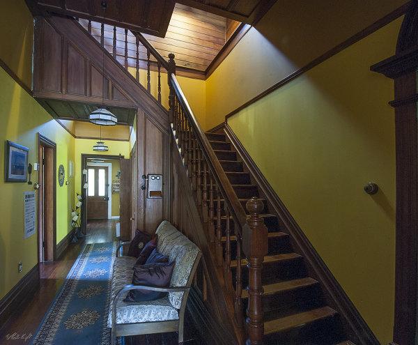 Manakau Retreat interior 2388