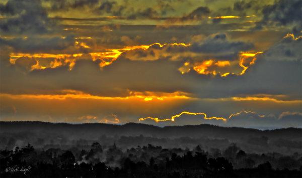 Muhunoa Sunset 1076
