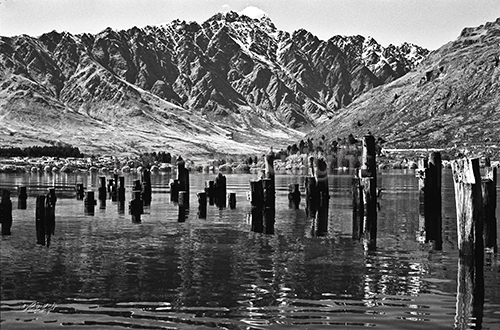 Lake Wakatipu & the Remarkables