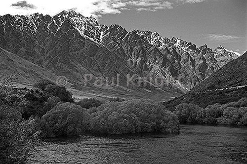 Remarkable Range, Central Otago