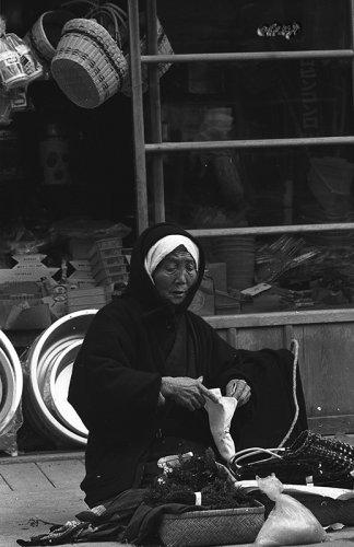 Wajima Market #9