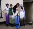 goth brides