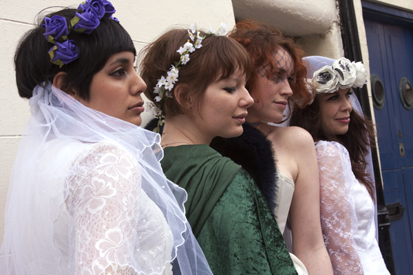 goth brides 2