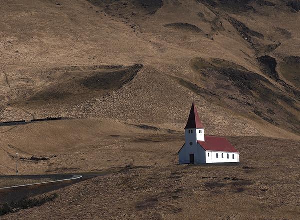 Church at Vik