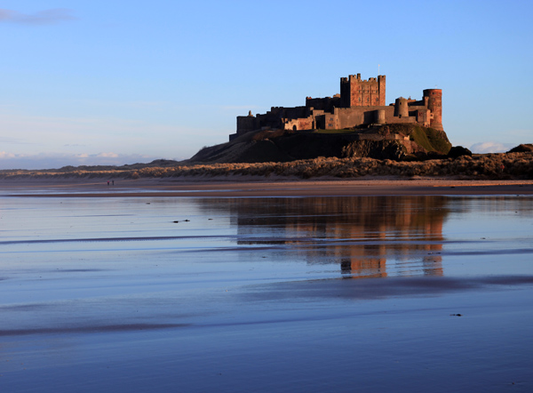 Bamburgh Reflected