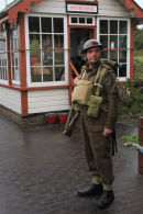 On Guard, Weybourne