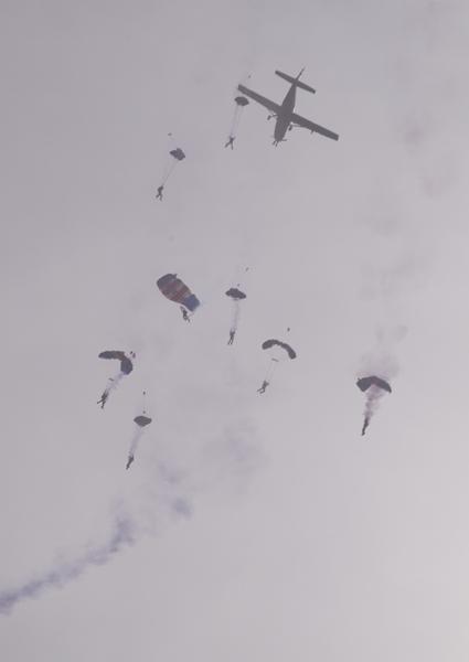 RAF Falcons 1