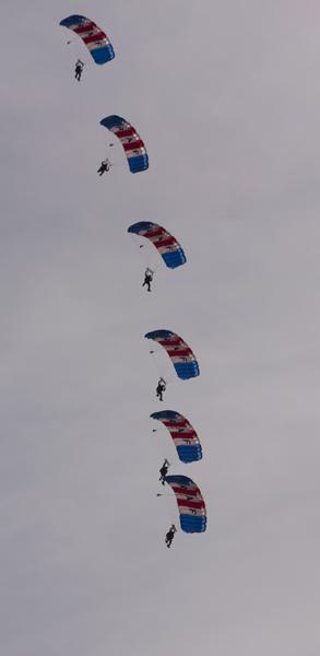 RAF Falcons 4