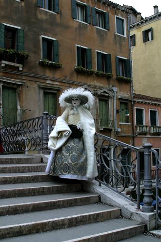 Venetian Figure